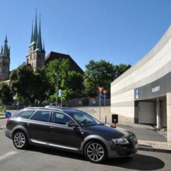 Parkhaus-Domplatz-Erfurt